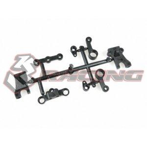 3レーシング Sakura XI Sport モーターマウント&ステアリングシステム[SAK-XS101]
