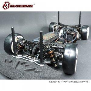 3レーシング ADVANCE 21M 1/10 スケールツーリングカー[KIT-ADVANCE 21M]