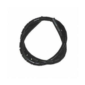 スパイラルチューブ(ブラック)30cm[2876]