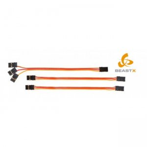 BEASTX 受信機接続ケーブル - 8cm