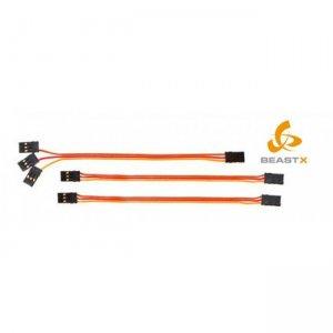 BEASTX 受信機接続ケーブル - 15cm