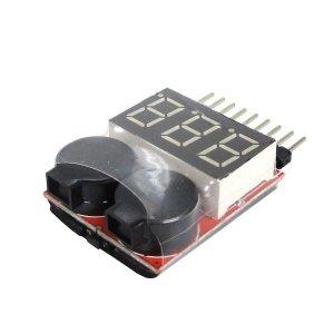 DM-8S バッテリーチェッカー[3915]