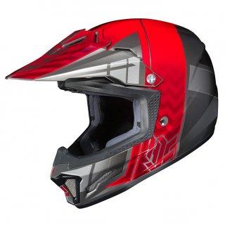 HJC CL-XY�CROSS UP キッズ用ヘルメット レッド