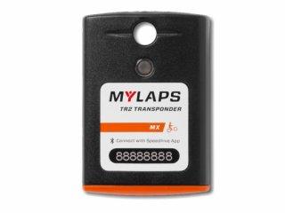 MYLAPS TR2モトクロス トランスポンダー(本体&1年間のライセンス)