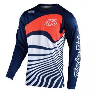 GPジャージ  DRIFT NAVY/ORANGE