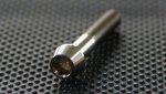チタニウムテーパーキャップボルト 6mm×40mm
