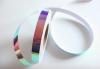 角度によって色が変わる【カラーシフティングテープ】