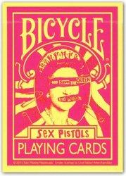 BICYCLE バイスクル セックスピストルズ