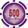 PRIME POKER プライムポーカー チップ 20枚セット [500]