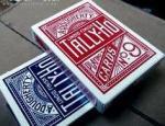 TALLY-HO タリホー サークルバック [ポーカーサイズ] 【レッド ・ ブルー】