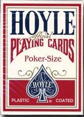 HOYLE ホイル [ポーカーサイズ] 【レッド ・ ブルー】
