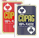 COPAG コパッグ [ポーカーサイズ] 【レッド ・ ブルー】