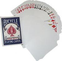 【トリックカード】BICYCLE (バイスクル) ブランクバック