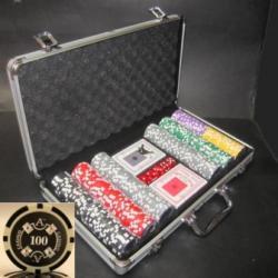 QuattroAssi クアトロアッシーポーカーチップセット300