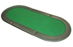 カジノ(ポーカー)テーブル [3つ折りタイプ]