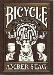 BICYCLE CLUB 808 AMBER STAG バイスクル クラブ808 アンバースタッグ