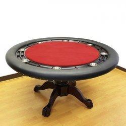 ROUND(ラウンド)ポーカーテーブルⅢ -レッド