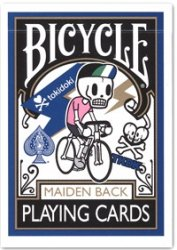 tokidoki BICYCE Blue トキドキ バイスクル ブルー