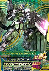 Gta-VS3-019-P)ガンダムサバーニャ