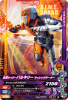 BS6-010 仮面ライダーバルキリー ラッシングチーター (R)