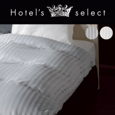 ホテルズセレクト ウィレットストライプ(掛けカバー)