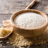 ピロール米(こしひかり100%)玄米粉 250g