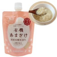 有機あまざけ(米麹甘酒) 250g