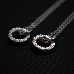 ■ファミリーネックレス(family necklace)の製作例 MITSU★MICCHI★MICO★3238★