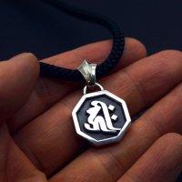 ■【キリーク】 梵字ネックレス 製作例