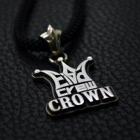 ■ロゴマークネックレス オリジナルデザイン Eisa-crew  CROWN様