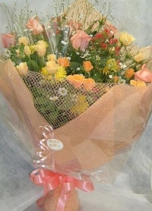 MIX花束(季節の花)