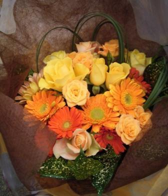 MIXIフラワーブーケ花束