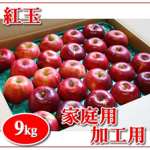 秋田りんご『紅玉』家庭用加工用 8kg