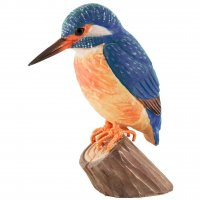 <img class='new_mark_img1' src='//img.shop-pro.jp/img/new/icons1.gif' style='border:none;display:inline;margin:0px;padding:0px;width:auto;' />カワセミ(Kingfisher) 木製 DECO BIRD