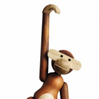 KAY BOJESEN MONKEY MAPLE カイボイスン モンキー チーク<img class='new_mark_img2' src='https://img.shop-pro.jp/img/new/icons55.gif' style='border:none;display:inline;margin:0px;padding:0px;width:auto;' />