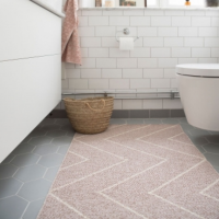 <img class='new_mark_img1' src='https://img.shop-pro.jp/img/new/icons26.gif' style='border:none;display:inline;margin:0px;padding:0px;width:auto;' />BRITA SWEDEN PLUSTIC RUG SMALL 〈RITA〉 ブリタスウェーデン ラグ