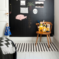 <img class='new_mark_img1' src='https://img.shop-pro.jp/img/new/icons26.gif' style='border:none;display:inline;margin:0px;padding:0px;width:auto;' />BRITA SWEDEN PLUSTIC RUG SMALL 〈GITTAN〉ブリタスウェーデン ラグ