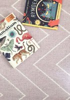 BRITA SWEDEN PLUSTIC RUG LARGE 〈RITA〉ブリタスウェーデン ラグ<img class='new_mark_img2' src='//img.shop-pro.jp/img/new/icons12.gif' style='border:none;display:inline;margin:0px;padding:0px;width:auto;' />