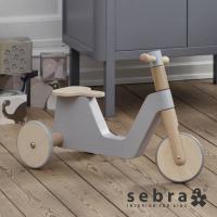 Sebra セバ 木製バイク