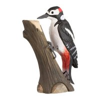 デコバード アカゲラ DecoBird Great Spotted Woodpecker