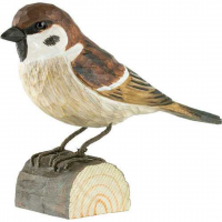 デコバード すずめ Tree sparrow