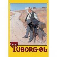 デンマークポスター ツボルグ