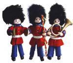 Trio of Royal Guards 近衛兵トリオ