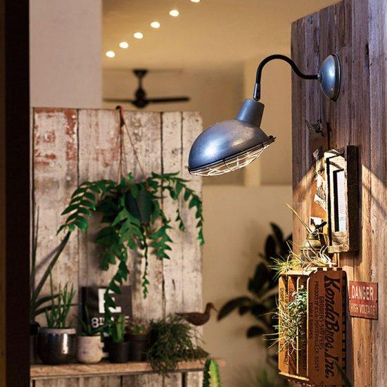 AW-0478 Jail wall lamp<br>ジェイルウォールランプ<br>ウォールライプ 壁掛け照明 1灯用<br>LED対応