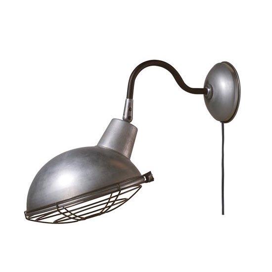 AW-0478 Jail wall lamp ジェイルウォールランプ ウォールライプ 壁掛け照明 1灯用 LED対応