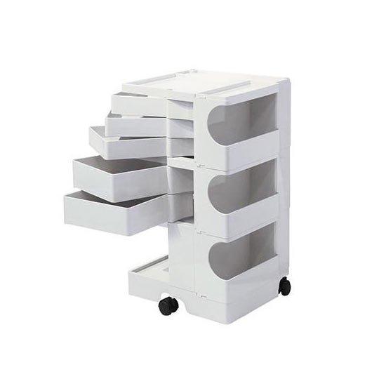 ボビーワゴン BobyWagon ホワイト 1段 B-LINE正規品 メトロクス METROCS