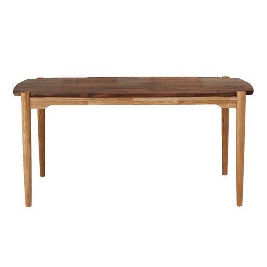 DT-12-150 ダイニングテーブル ウォールナット オーク HOMEDAY CHERRY 桜屋工業