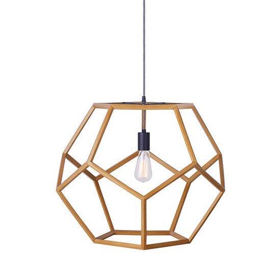 AW-0485 Primo wood pendant L プリモウッドペンダント L