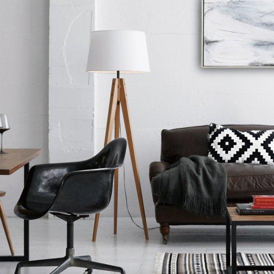 AW-0507 Espresso floor lamp エスプレッソフロアーランプ 北欧 木製