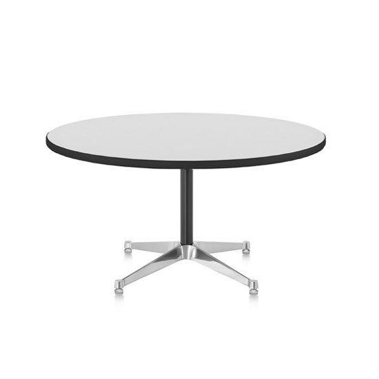 イームズコントラクトベーステーブル 丸テーブル 直径106.5cm ハーマンミラー正規品